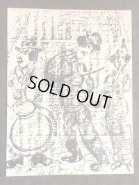 シャガール、Marc Chagall オリジナルリトグラフ M396