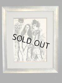 ☆SALE!シャガール、Marc Chagall オリジナルリトグラフ M394