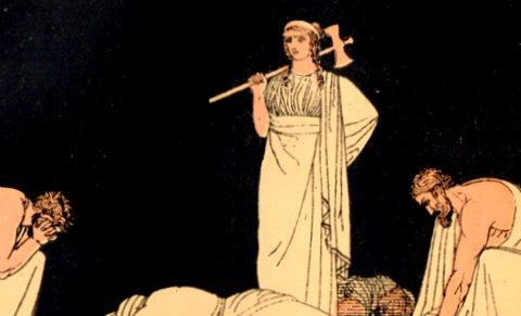 画像4: ギリシア版画、1893年作