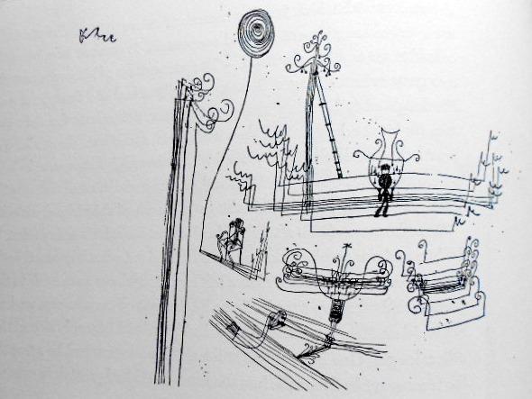 画像3: ハードカバーBook、P・Klee60ドロ〜イング掲載「The Novices of Sais」