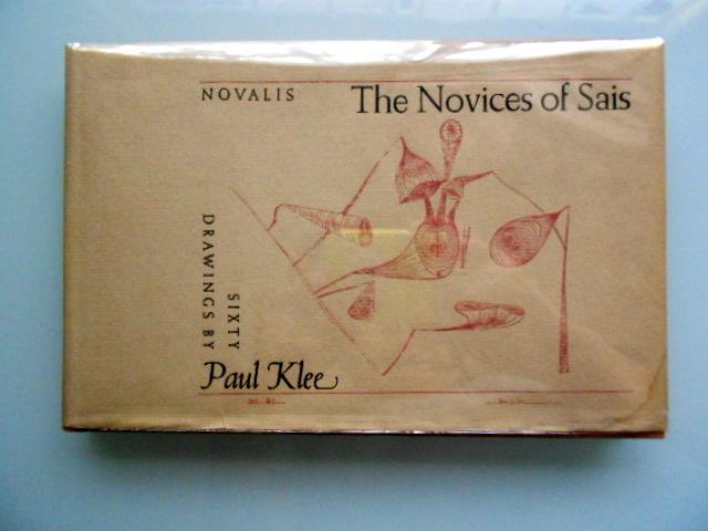 画像1: ハードカバーBook、P・Klee60ドロ〜イング掲載「The Novices of Sais」