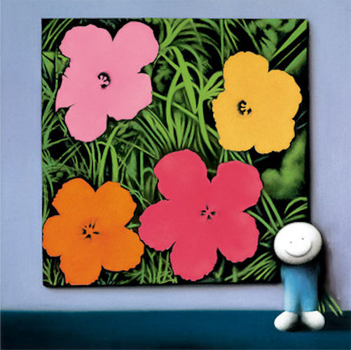 画像1: Doug Hyde ダグハイド '16「ウオホールのフラワー」鑑賞シリーズ,146