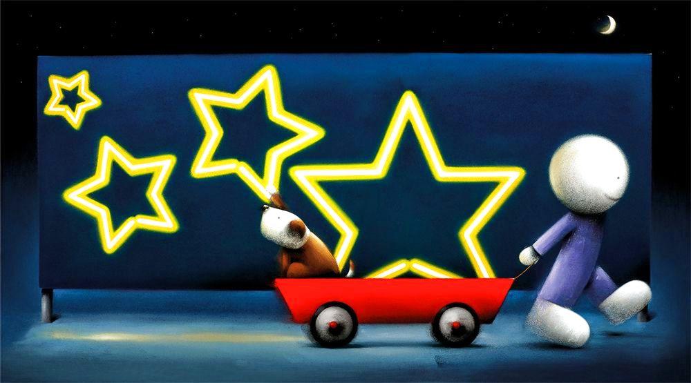 画像1: Doug Hyde ダグハイド '17「未来のスターに向かって」 , 167