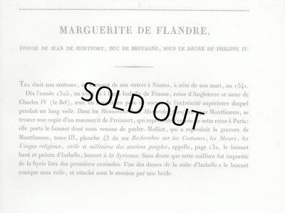 画像3: 1827年セレブファッション「Marguerite de Flandre」