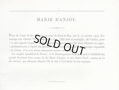 画像3: 1827年セレブファッション「Marie D'Anjou」