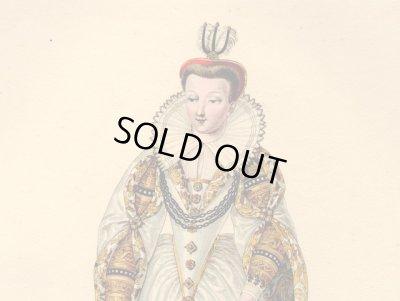 画像2: 1827年セレブファッション「Marguerite de Lorraine」