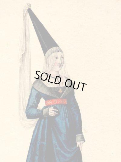 画像1: 1827年セレブファッション「Marguerite de Flandre」